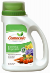 Scotts Miracle Gro 277860 Osmocote Flower & Vegetable Plant Food, 14-14-14, 4.5-Lb.