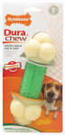 Nylabone Products NTG103P Dental Dog Chew, Wolf-Size