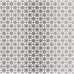 Steelworks Boltmaster 11262 Union Jack Perforated Aluminum Sheet, .020 x 24 x 36-In., Silver, Must Purchase in Quantities of 5