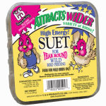 C & S Products 12501 11.75-oz. High-Energy Suet Cake