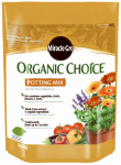 Scotts Growing Media 72978510 Organic Choice Potting Mix, 8-Qt.