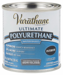 Rust-Oleum 200161H Varathane 1/2-Pint Semi-Gloss Interior Waterborne Diamond Polyurethane