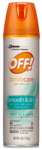 S C Johnson Wax 22154 Smooth & Dry Skintastic Insect Repellent,4-oz. Aerosol