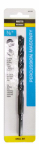 Disston 691238 Percussion Masonry Drill Bit, 3/8 x 6-In.