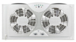 Jarden Consumer-Fans WP2043-XUM-1TV Reversible Twin Window Fan