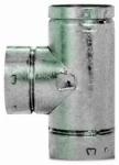 """Selkirk 103100 Type """"B"""" Gas Vent 3-Inch Standard Tee"""