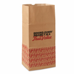 Ampac SOS-TV-5PKBDL Paper Lawn & Leaf Bags, 30-Gallon, 5-Pack, Must Purchase in Quantities of 10