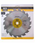 Disston 694396 7-1/4 Inch Framing Combo/Rip Circular Saw Blade