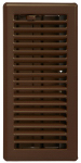 Imperial Mfg Group Usa RG3303 Contemporary Floor Register, Oil Rubbed Bronze, 4 x 12-In.