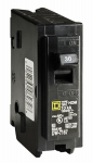 Square D By Schneider Electric HOM130C 30A Single-Pole Circuit Breaker