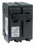 Square D HOM220C 20A Double Pole Circuit Breaker