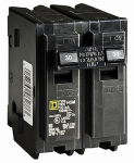 Square D By Schneider Electric HOM230C Homeline 30-Amp Double-Pole Circuit Breaker