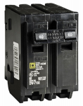 Square D By Schneider Electric HOM260C 60A Double-Pole Circuit Breaker