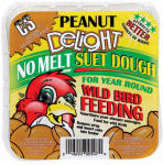 C & S Products 12507 11.75-oz. Peanut Delight Suet Cake