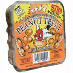 C & S Products 12509 11-oz. Peanut Treat Suet Cake