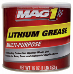 Warren Distribution MG610016 Multi-Purpose Lithium Grease, 16-oz.