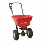 Earthway Products 2050P Deluxe Broadcast Spreader, 80-Lb. Capacity