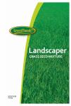 Barenbrug Usa 700743 25-Lb. Landscape Grass Seed Mix