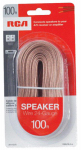 Philips PH62110 100' 24GA Clear Speak Wire