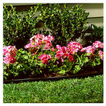 Suncast PRO60 60-Ft. Black Lawn Edging