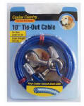 Westminster Pet Products 29110 10-Ft. Tie-Out Cable