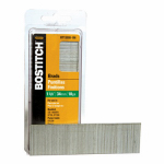 Stanley Bostitch BT1335B Brad Nail, Dark Brown, 1-3/8-In., 3,000-Pk.