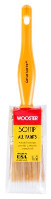 Wooster Brush Q3108-1-1/2 Softip Paintbrush, 1.5-In.