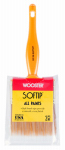 Wooster Brush Q3108-3 Softip Paintbrush, 3-In.