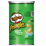 Kellogg Sales 3800084560 Potato Crisps, Sour Cream & Onion Flavor
