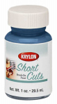 Krylon Diversified Brands SCB006 Short Cuts Brush On Paints, Ocean Blue, 1-oz.