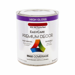 True Value Mfg PDL96-QT Fiesta Red Gloss Enamel Paint, Qt.