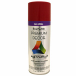 True Value Mfg PDS96-AER Enamel Spray Paint, Fiesta Red Gloss, 12-oz.