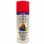 True Value Mfg PDS97-AER Enamel Spray Paint, Hot Red Gloss, 12-oz.