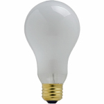 Globe Electric 70957 150-Watt Frosted Light Bulb