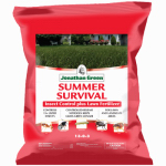 Jonathan Green & Sons 12011 Summer Survival Insect Control Plus Lawn Fertilizer, 18-0-3, Covers 5,000-Sq.-Ft.