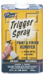 Recochem 33-631ZIPEXP Zip-Strip Spray-on Paint & Finish Remover, 1-Qt.