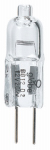 Globe Electric 70903 Halogen Light Bulb, Clear, 10-Watt