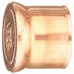 B&K A 61529 3/4-Inch Wrot Copper Fitting End Plug