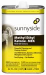 Sunnyside 84732 Methyl Ethyl Ketone (MEK), 1-Qt.