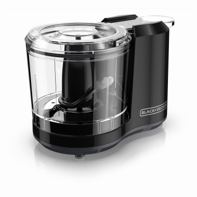 Black and Decker HC150W 1-1/2-Cup Food Chopper - Quantity 2
