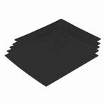 Abbott Rubber R87004002 Square Gasket Material, 12 x 12-In., 12 Pk.