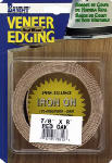 Veneer Technologies 78850 White Birch Real Wood Veneer Iron-on Edgebanding, 7/8-Inch x 8-Ft.