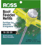 Easy Gardener 13290 Root Feeder Refill, 10-20-20, 12-Pk.
