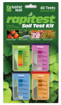 Luster Leaf 1601 pH Soil Tester Kit, 40 Tests