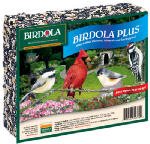 United Pet Group 54324 2-Lb. Plus Wild Bird Refill Cake