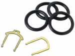 Brass Craft Service Parts SL0345 Moen Brass Cartridge Repair Kit