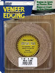 Veneer Technologies 78220 Walnut Real Wood Veneer Iron-on Edgebanding, 7/8-Inch x 25-Ft.