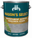 Duckback Products DB0060104-16 1-Gallon Adobe Transparent Concrete Stain