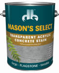 Duckback Products DB0060304-16 1-Gallon Flagstone Transparent Concrete Stain