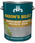 Duckback Products DB0060404-16 1-Gallon Brownstone Transparent Concrete Stain